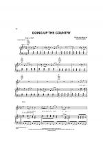 Going Up the Country Sheet Music