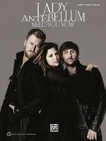 Lady Antebellum -- Need You Now Sheet Music