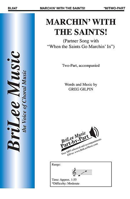 Marchin' with the Saints Sheet Music