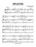 Reflection Sheet Music