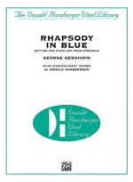 Rhapsody in Blue™ (Setting for Piano and Wind Ensemble) Sheet Music