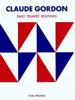 Daily Trumpet Rountines Sheet Music