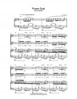 Flower Duet Sheet Music