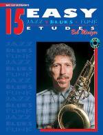 15 Easy Jazz, Blues & Funk Etudes Sheet Music