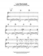Lady Marmalade Sheet Music