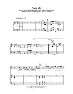 Baila Me Sheet Music