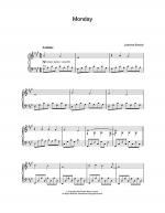 Monday Sheet Music