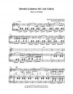 Brindisi (Libiamo Ne' Lieti Calici) (from La Traviata) Sheet Music