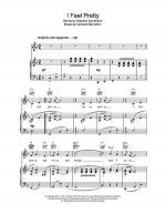 I Feel Pretty Sheet Music