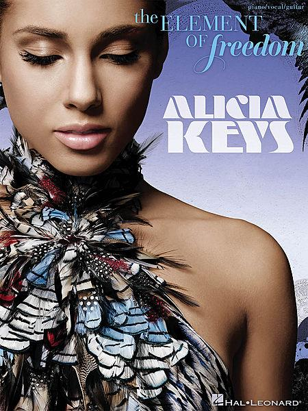 Alicia Keys - The Element of Freedom Sheet Music