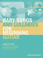 Baby Songs and Lullabies for Beginning Guitar Sheet Music