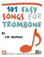 101 Easy Songs for Trombone Sheet Music