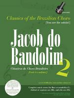 Jacob do Bandolim 2 Book/CD Set Sheet Music
