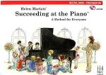 Helen Marlais' Succeeding at the Piano, Recital Book - Preparatory (with CD) Sheet Music