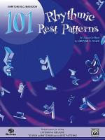 101 Rhythmic Rest Patterns Sheet Music