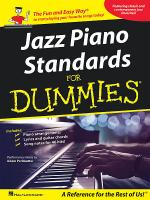 Jazz Piano Standards for Dummies Sheet Music