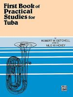 Practical Studies for Tuba, Book 1 Sheet Music