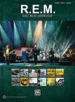R.E.M. -- Sheet Music Anthology Sheet Music
