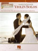 Wedding Violin Solos Sheet Music