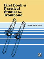 First Book of Practical Studies for Trombone Sheet Music
