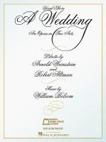 A Wedding Sheet Music