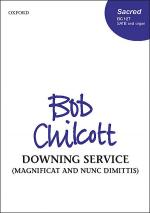 Downing Service (Magnificat and Nunc Dimittis) Sheet Music