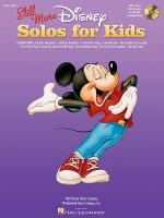 Still More Disney Solos for Kids Sheet Music