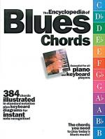 The Encyclopaedia Of Blues Chords Sheet Music