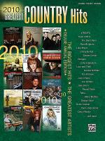 2010 Greatest Country Hits Sheet Music