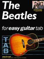 The Beatles For Easy Guitar Tablature Sheet Music