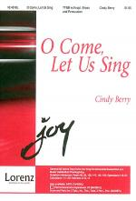 O Come, Let Us Sing Sheet Music
