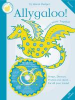 Allygaloo! (Teacher's Book/CD) Sheet Music