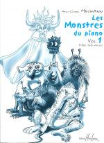 Les Monstres Du Piano - Volume 1 Sheet Music