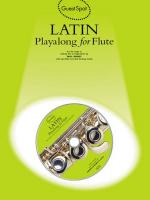 Guest Spot: Latin Playalong For Flute Sheet Music