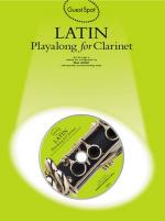 Guest Spot: Latin Playalong For Clarinet Sheet Music
