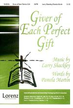 Giver of Each Perfect Gift Sheet Music
