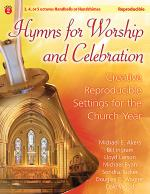 Hymns for Worship and Celebration Sheet Music