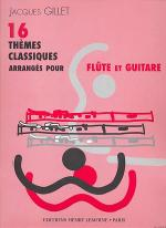 Themes Classiques (16) Sheet Music