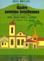 Ponteios Bresiliennes (4) Sheet Music