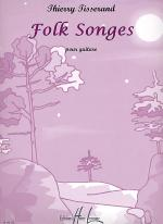 Folk Songes Sheet Music
