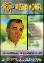 Top Aznavour Sheet Music