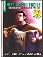 Accordeon Facile - Volume 3 Sheet Music