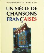 Un siecle de chansons francaises 1959-1969 Sheet Music