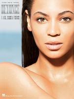 Beyoncé - I Am ... Sasha Fierce Sheet Music