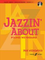 Jazzin' About for Piano / Keyboard Sheet Music