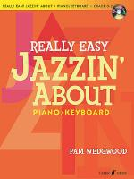 Really Easy Jazzin' About for Piano / Keyboard Sheet Music