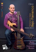 Flamenco Bass Clinic DVD/Booklet Set Sheet Music