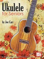Ukulele for Seniors Book/CD Set Sheet Music