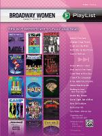 Broadway Women Sheet Music Playlist Sheet Music