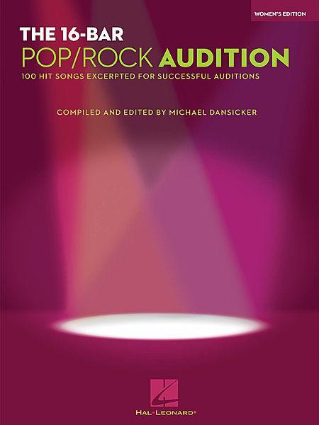 The 16-Bar Pop/Rock Audition Sheet Music